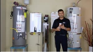 Tankless Vs. Tank Hot Water Heaters